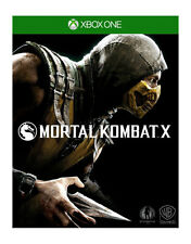 Mortal Kombat X Xbox1 good condition
