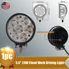 "1Pc 4"" 21W Led Spot Driving Head Light Work Offroad For 4WD ATV UTE Replace HID"