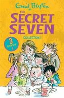 The Secret Seven Collection 1 Books 1-3 by Enid Blyton 9781444952452 | Brand New