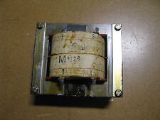 MYERS POWER PRODUCTS TRANSFORMER # M3123 NSN: 5950-01-440-3128