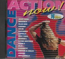 CD album: Compilation: Dance Action Now !. Polygram . X