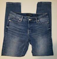 Women's Denim Blue LUCKY BRAND Lolita Skinny Jeans Size 6/28