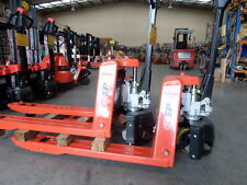 New EP Semi-Electric Pallet Jack 1.5ton, $2300+Gst, Great Quality, Best Value !!