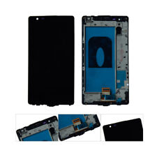 LCD Screen Touch Digitizer+Frame For LG Xpower US610 US610 X3 K220T K220H US OK