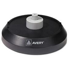 """Avery Cd/dvd Label Applicator, Black"""