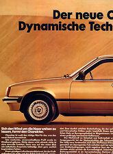Opel-Rekord-1977-Reklame-Werbung-vintage print ad-Vintage Publicidad