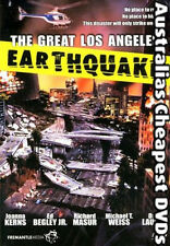 The Great Los Angeles Earthquake DVD NEW, FREE POSTAGE IN AUSTRALIA ALL REGION