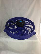 14 INCH 250W 12V BLUE THERMO FAN kit electric fan