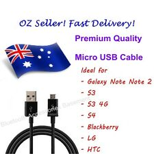 (PREMIUM) Micro USB Data Charger Cable for Samsung Galaxy S6 S5 S3 S3 Note 4