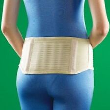 OPPO 2668 Magnetic Waist Belt Support Brace Low Back Pain Lumbar Magnet Strap