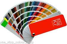 RAL K7 Classic colour guide - Brand New Unused - Shows all the Classic colours O