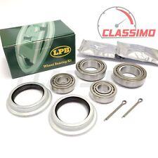 Front Wheel Bearing Kit Pair for MITSUBISHI COLT Mk 4 LANCER 1992 to 1998