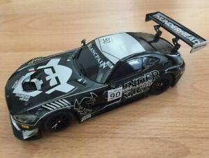 Scalextric Mercedes AMG Gt3, Blancpain Thunderhead #90. DPR, Lights, MINT