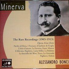 Rare Recordings 1905-1913 Alessandro Bonci 8011662908605