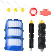 iRobot Roomba Parts Vacuum Side Brush Filter Kit For 585 595 600 630 651 660 680
