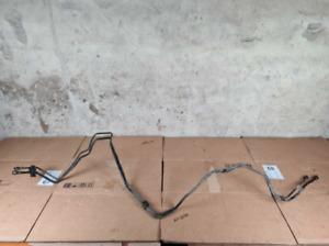 Porsche 911 996 power steering lines pipes Return line 99634753904 pressure line