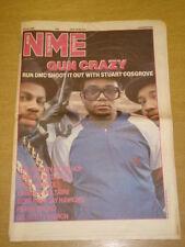 NME 1986 JUL 19 RUN DMC FRANK BRUNO CABARET VOLTAIRE
