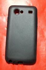 Custodia SILICONE cover Tpu CASE nera, SAMSUNG GALAXY S ADVANCE I9070 NERO BLACK