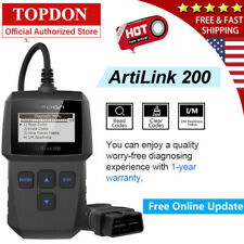 OBDII Scanner Auto Fault Code Reader Reset Car Engine Analyzer Diagnostic Tools