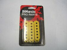 Dimarzio lot de 3 housses de ramassage jaune pour Guitares Strat dm2001y