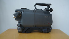 SONY BVP-E30P 3 CCD digital camcorder with CA-570P adaptor =EXCELLENT=