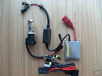Suzuki B-King Bi- Xenon HID H4 Headlamp Conversion