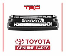 GENUINE TOYOTA Tundra 2014-2017 TRD PRO Magnetic Gray 1G3 Grille Grill IN STOCK