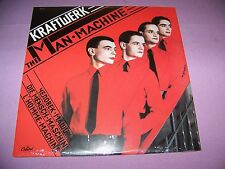 KRAFTWERK MAN MACHINE VINYL LP RECORD SEALED $17.99
