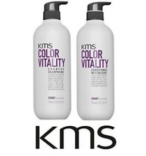 KMS California Color Vitality Shampoo and Conditioner 750ml Duo Pack