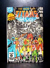 COMICS: DC: New Teen Titans #36 (vol 1, 1983), Thunder and Lightning app - RARE