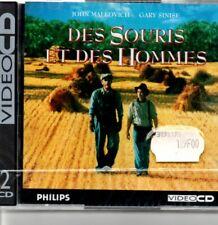 RARE VIDEO CD DES SOURIS ET DES HOMMES
