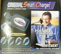 Emergency AAA Battery Charger Adapter for OLD Nokia/Ericsson/Motorola/Siemens