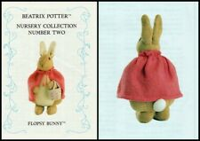 BEATRIX POTTER **FLOPSY BUNNY ** TDB  KNITTING PATTERN VERY GOOD CONDITION