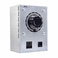 Silent Plug In Fan Control - Variac Transformer 3A Voltage Control