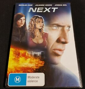 Next - DVD - Pre Owned - VGC