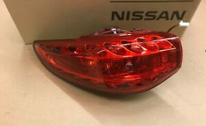 Brand New INFINITI OEM Driver Side LH Tail Light 26555-1CA0A FX35 FX37 FX50 QX70