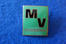 Nr.6188: MV Ausschuss Musikverein Seltenes Stück Emaille Oberösterreich RRRR