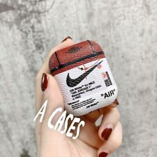 off White X Nike Apple Airpod Case Cover