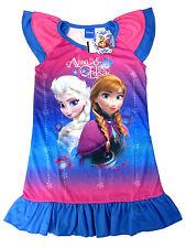 Disney FROZEN ELSA ANNA Girls vibrant party dress Size 8 Age 4 yrs Free Ship