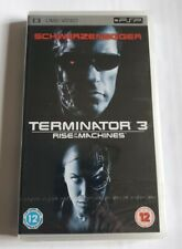 TERMINATOR 3 RISE OF THE MACHINES UMD VIDEO FOR PSP NEW SEALED