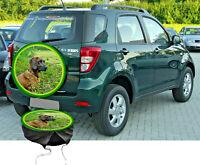Ihr Bayrischer Gebirgsschweißhund Auto Jeep SUV Reifen Bezug maßgeschneidert