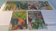 X-Men Children Of The Atom  Lot of 6 Marvel Comic Books