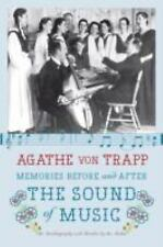 Memories Before and After the Sound of Music: An Autobiography von Trapp, Agath