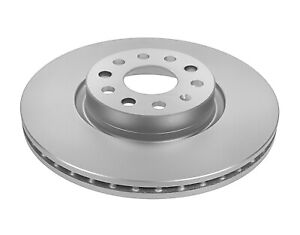 MEYLE PD Brake Rotor Front Pair 183 521 1094/PD fits Volkswagen Golf 1.2 TSI ...