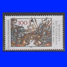 BRD 1511 ** 1991 - Schlacht bei Liegnitz - Geschichte - RABATTE