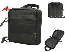 Molle 1000D Tactical Military EDC Utility Tool Bag Medical First Aid Pouch Black