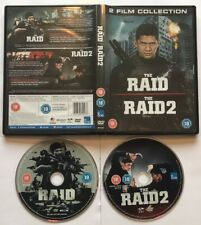 The Raid/ The Raid 2 double DVD collection