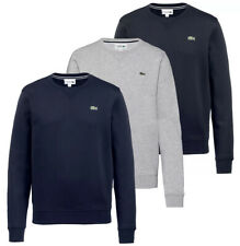 Lacoste Sweatshirt Herren Pullover Men Basic Sweater  - LSH7613 -   NEU