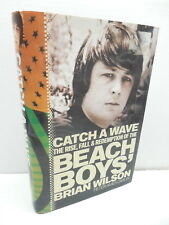 Catch A Wave Book Rise Fall Redemption Of The Beach Boys Book Brian Wilson