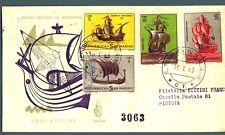 SAN MARINO - 1963 - Storia della navigazione